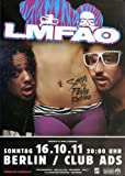 LMFAO - Sorry for Party Rocking, Berlin 2011 »