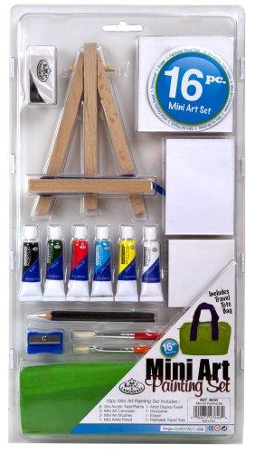 Royal & Langnickel RSET-MS101 - Mini set per pittura