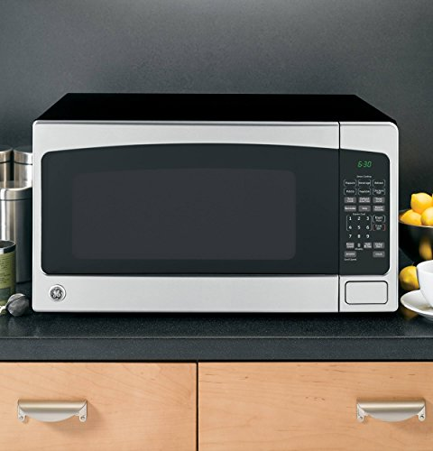 GE JES2051SNSS Countertop Microwave, 2.0, stainless steel