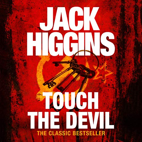 Touch the Devil audiobook cover art