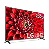 LG 75UN71006LC - Smart TV 4K UHD 189 cm (75') con Inteligencia Artificial, HDR10 Pro, HLG, Sonido Ultra Surround, 3xHDMI 2.0, 2xUSB 2.0, Bluetooth 5.0, WiFi [A], Compatible con Alexa
