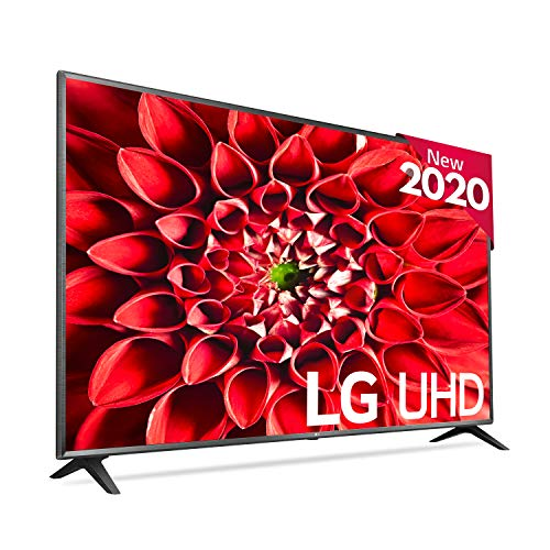 LG 75UN71006LC - Smart TV 4K UHD 189 cm (75') con Inteligencia Artificial, HDR10 Pro, HLG, Sonido Ultra Surround, 3xHDMI 2.0, 2xUSB 2.0, Bluetooth 5.0, WiFi [A]