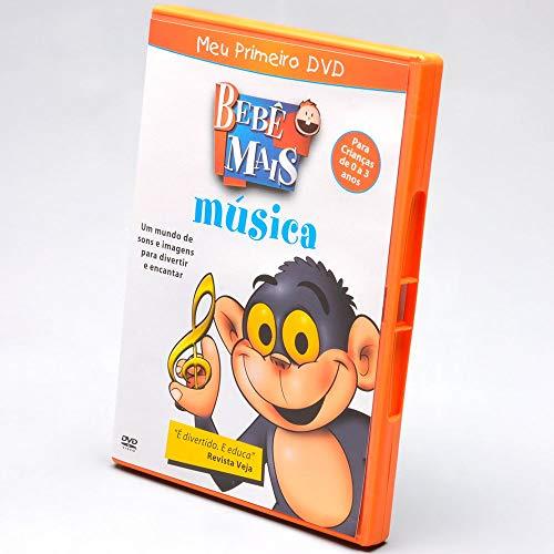 DVD Bebê Mais - Música - SDP621