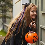 Ossky Accesorios Halloween Mujer,Horquillas Pelo Niña para Halloween Cosplay Carnaval Disfraces,Accesorios de Pelo para Chica