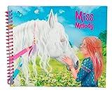 Depesche 8548Livre à colorier Miss, Melody Dress Up Your Horse
