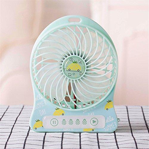 Mini frigo usb alla moda ventilatori elettrici gli studenti ufficio portatile palmare piccole ventole,D