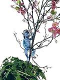 Botitu Ojos Cerrados Avatar Recién Nacido Vinilo Muñecas, 30 cm Silicona Suave Mirando Realista Bebé Reborn, Niño Hecho A Mano,30cm