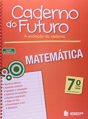 Caderno do futuro matemática - 7º ano