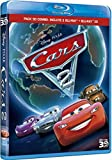 Pack 3D Combo: Cars 2  (BD 3D + 2 BDs 2D) [Blu-ray]