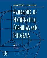 Handbook of Mathematical Formulas and Integrals