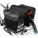 zfdg wasserdichte Packtaschen Fahrräder, Kofferraumtasche Fahrrad, Fahrrad Gepäckträgertasche,...