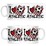 Diver Tazas Taza I Love Athletic - Cerámica