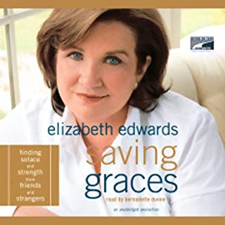 Saving Graces audiobook cover art
