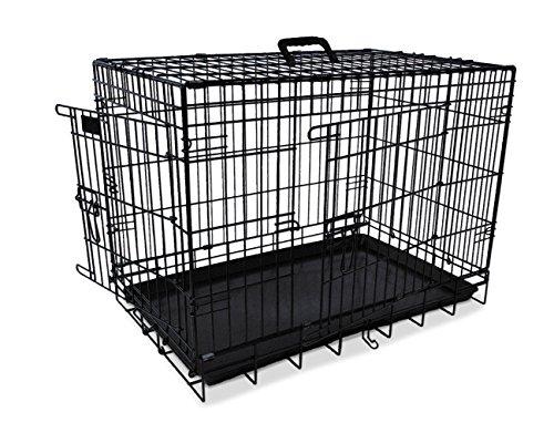 Nobby - 62315 - Cage de transport pliable - Noir