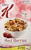 Kellogg's Special K Twin Pack Red Berries, 43 Ounce
