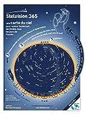 Stelvision 365 - Une carte du ciel pour repérer facilement les étoiles, tous les jours de l'année