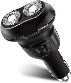 USBコードレス電気シェーバー、多機能の男性のひげのトリマー/車の安全ハンマー