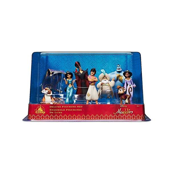 Disney Aladdin Figurita Conjunto 2
