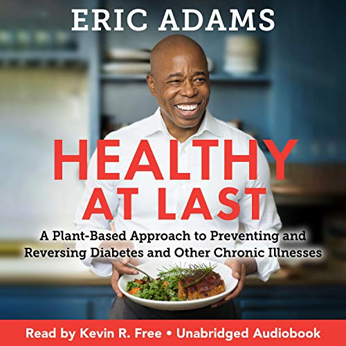 Healthy at Last cover art