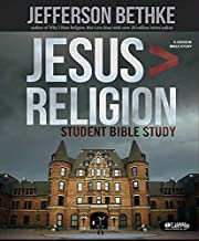 By Jefferson Bethke Jesus Is Greater Than Religion, Dvd Leader Kit (DVD/Pap St) [Hardcover]