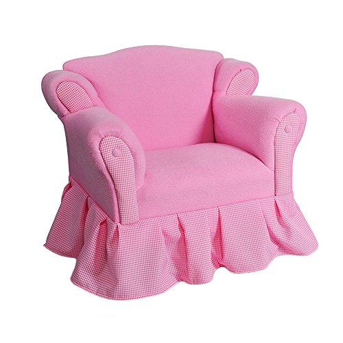 Fantasy Furniture Princess Chair, Pink