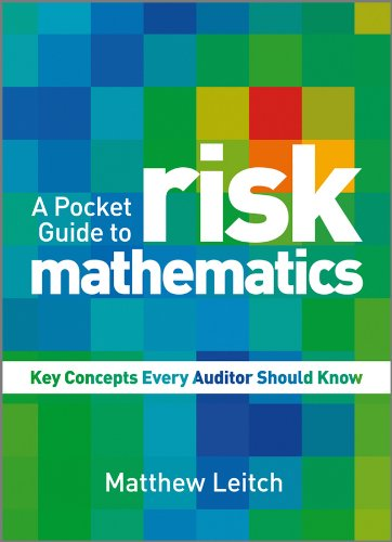 A Pocket Guide to Risk Mathematics: Key Concepts Every Auditor Should Know