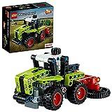 LEGO 42102 Technic 2en1 Mini CLAAS XERION Tractor o Cosechadora de Juguete de Construcción de Vehículo, Regalo para Niños +7 Años