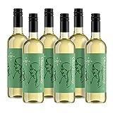 Amazon Brand - Compass Road White Wine Chardonnay, France (6x