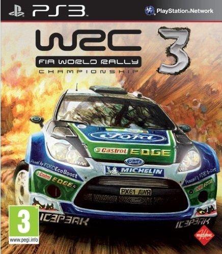 WRC 3 - World Rally Championship [Edizione: Regno Unito]