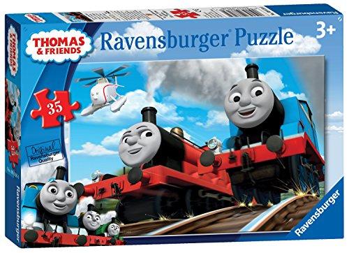 Ravensburger- Thomas and Friends Thomas & Friends-Puzzle (35 Piezas) (8618)