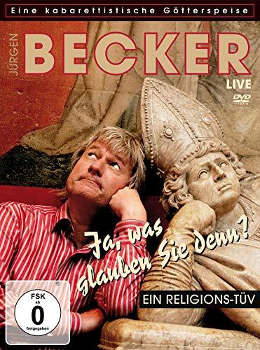 Ja, was glauben Sie denn?, 1 DVD