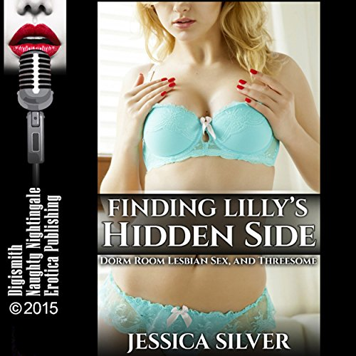 Finding Lilly's Hidden Side audiobook cover art