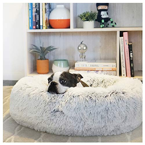Product Image 5: Best Friends by Sheri The Original Calming Donut Cat and Dog Bed in Shag Fur