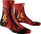 X-Sock Trail Run Energy, Calcetines, Hombre, Rojo (Paprika/Black), 35/38 EU