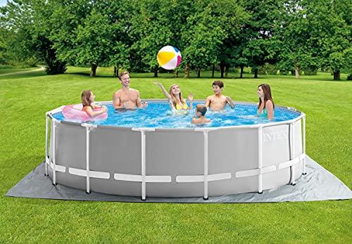 Intex 4.57M X 1.22M Prism Frame Premium Pool Set 26726GN