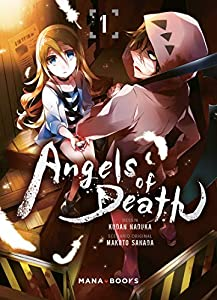 Angels of Death Edition simple Tome 1
