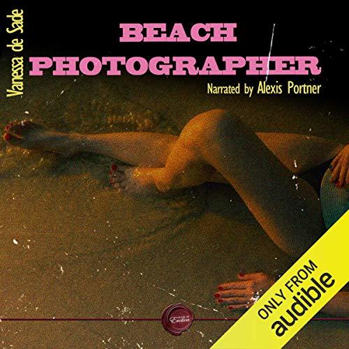 Beach Photographer audiobook cover art