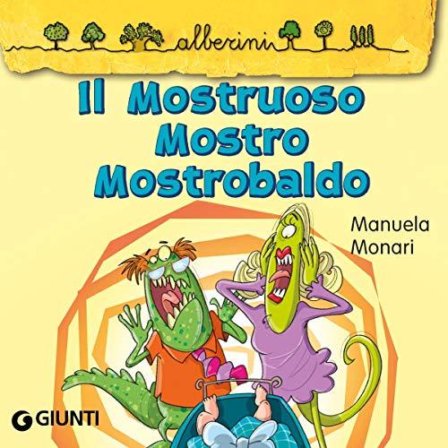 Il Mostruoso Mostro MastroBaldo copertina