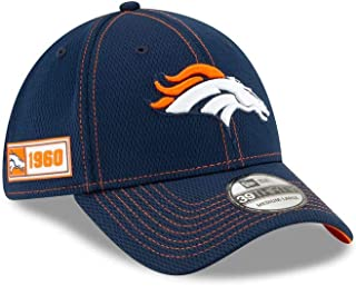 New Era NFL Onfield Sl Rd 39Thirty Cap ~ Denver Broncos
