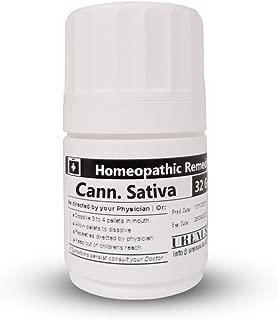 Cannabis Sativa 30C Homeopathic Remedy in 32 Gram