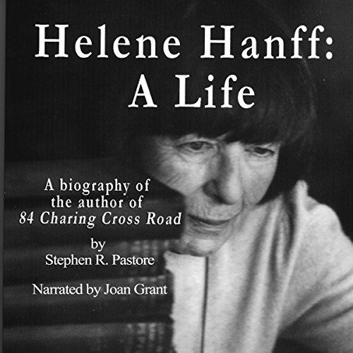 Helene Hanff audiobook cover art