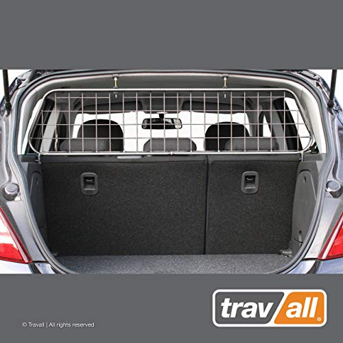 Travall® Guard Hundegitter TDG1090 - Maßgeschneidertes Trenngitter in Original Qualität