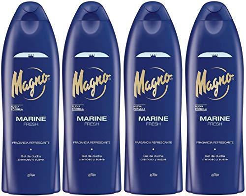 La Toja Magno MARINE Fresh Gel - Duschgel - Shower Gel 4x 550ml…