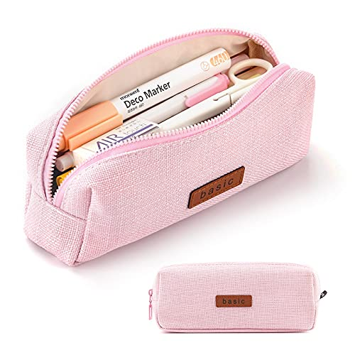 ANGOOBABY Small Pencil Case Student Pencil Pouch Coin Pouch Cosmetic Bag Office Stationery Organizer...