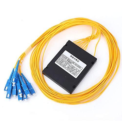 Divisor de fibra PLC