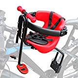 INNOLIFE Baby Bicycle Seat - Front Mounted Child Bike Seat...