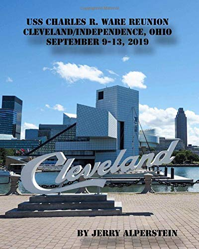 Charles R. Ware Reunion    Cleveland/Independence, Ohio  September 9-13, 2019