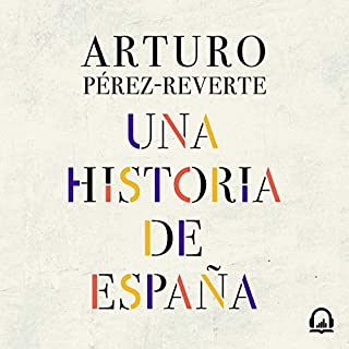 Una historia de España [A History of Spain] audiobook cover art