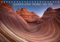 Spektakulaerer Westen der USA (Tischkalender 2022 DIN A5 quer): Ein USA-Kalender der einige andere High-Lights setzt als der gaengige Reisefuehrer. (Monatskalender, 14 Seiten )