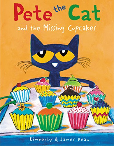 Pete the Cat and the Missing Cup...